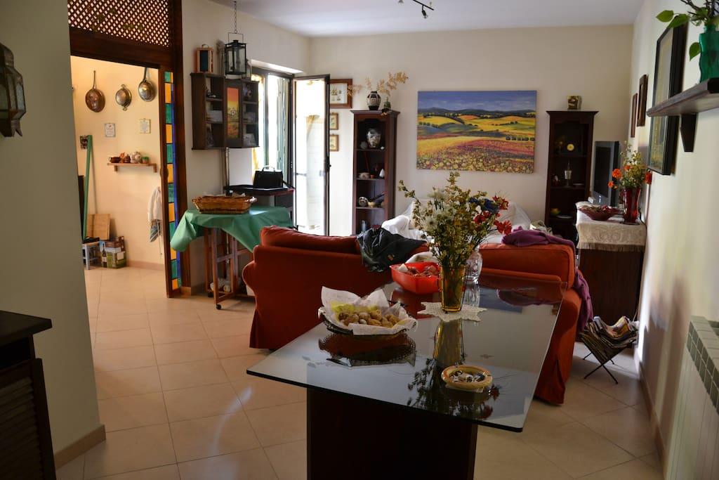 Casa con giardino in parco privato appartamenti in affitto a giugliano in campania campania - Casa con giardino milano ...