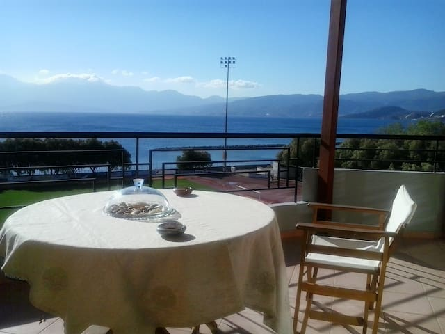 2 bedroom appartment near the sea - Agios Nikolaos - Apartamento
