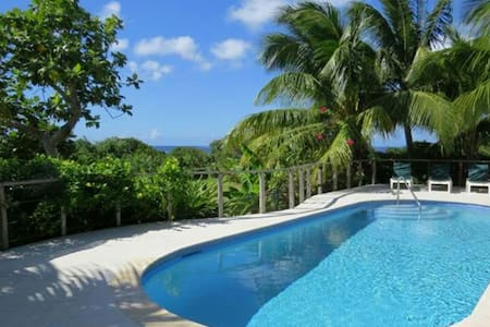 Seaberry Villa- 3 mins walk 2 the Beach & Fish Pot - Speightstown - Villa