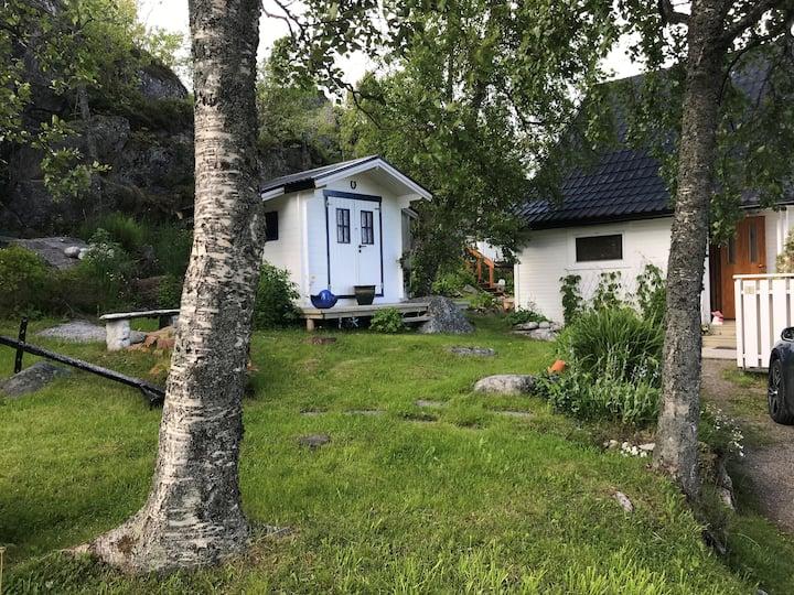 Lødingen, porten til Lofoten.
