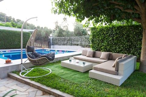 Luxurious Villa Anastasia