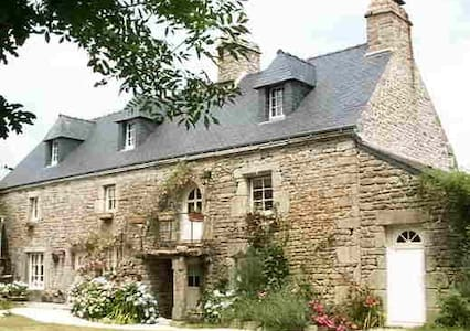 Ty Eliorn Chambre Bleue - Langonnet - Bed & Breakfast - 1