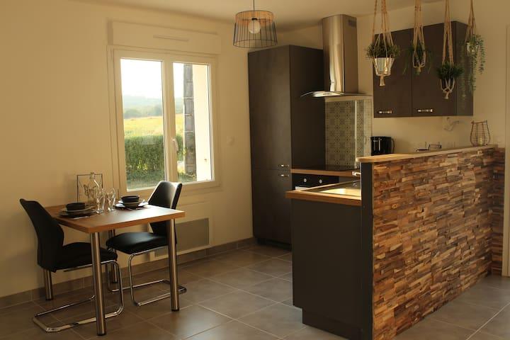 Appartement Vinca, au cœur de la plaine des Vosges