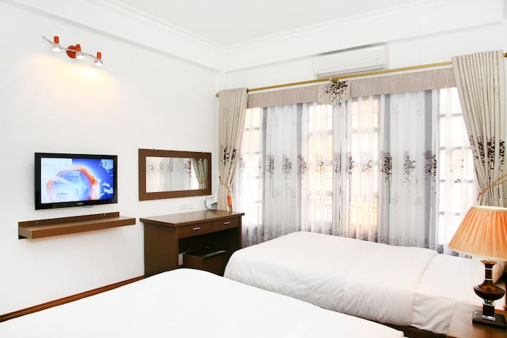Pleasant Private Room for 3 in Hanoi - Hàng Trống - Lägenhet