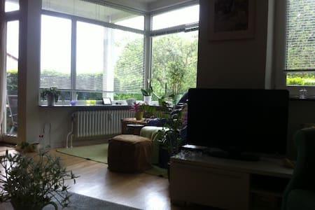 3 km fra Aarhus C - god plads til 4 personer - Brabrand - Apartamento