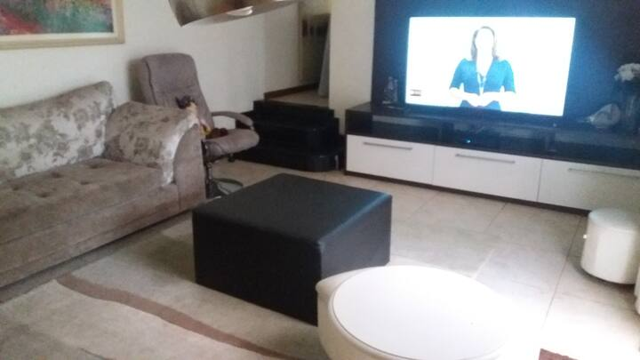 Double room for couples near Congonhas airport