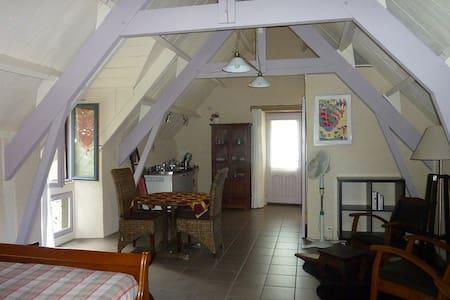 Maisonnette typique du causse - Villefranche-de-Rouergue - Hus