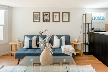 Sun Filled Apartment with Separate Entrance
