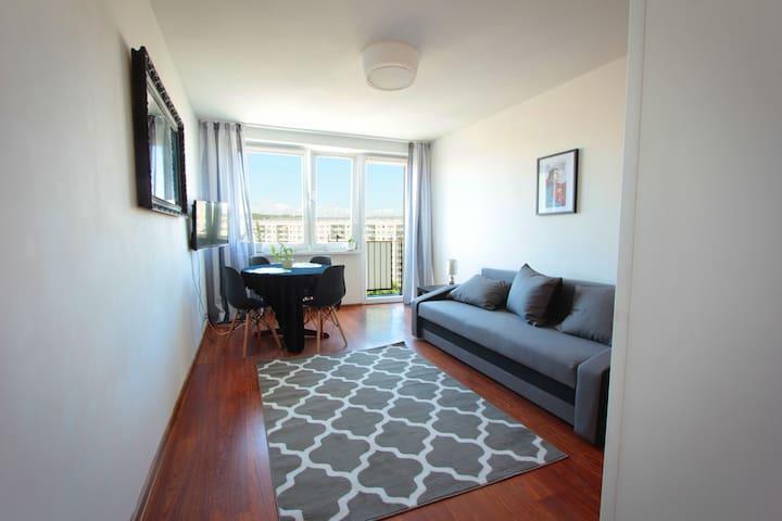 Apartament z widokiem na morze w przystępnej cenie