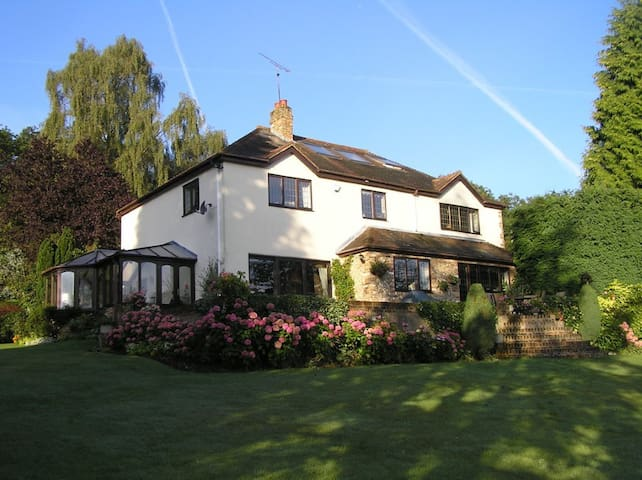 Wonderful peaceful retreat in lovely surroundings - Nettlebed