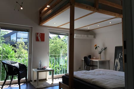 2 rooms+bath: Modern*bright*best location* - Hus