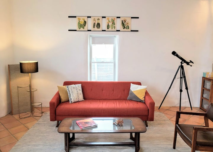 Classic, Spacious Marfa Adobe in the Heart of Town