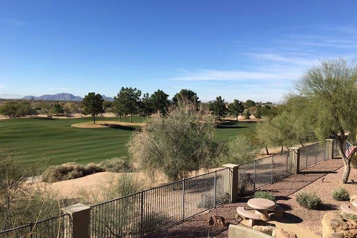 2BD Condo Overlooking TPC Champions Golf Course