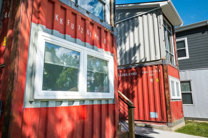 "My Old ""Container"" Home"