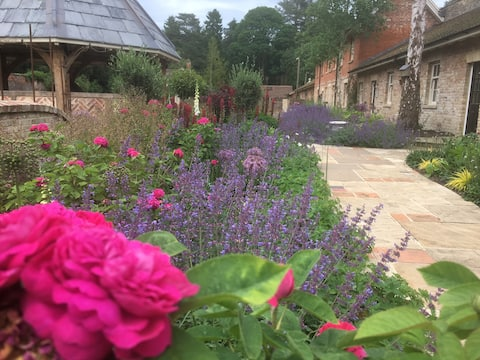 'Wagtail' - Hideaway in Thetford Forest (sleeps 4)