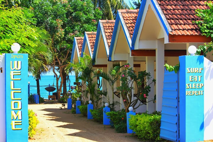 paradise sand beach hotel deluxe double room 4