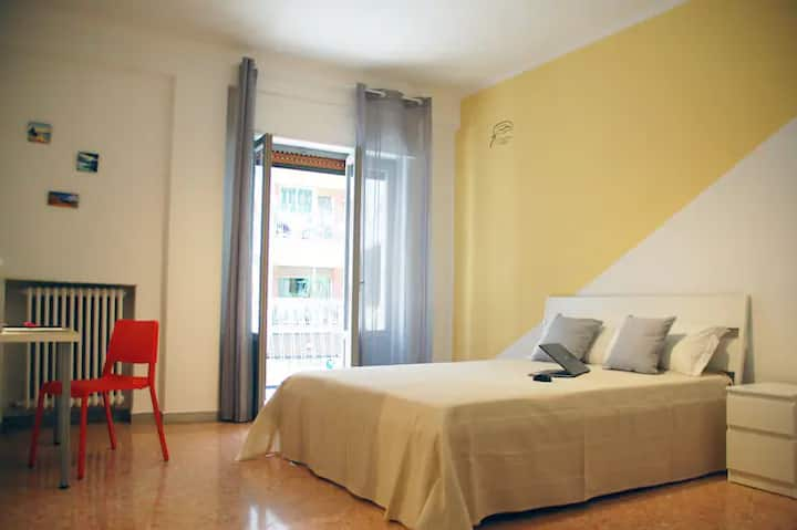 BARI ROOMS - 3 - Carulli Suite