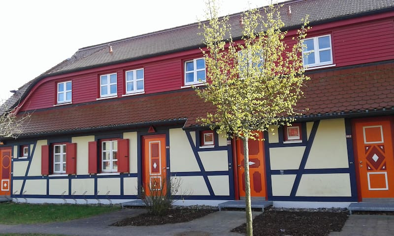 Cozy apartment close to the beach - Dranske