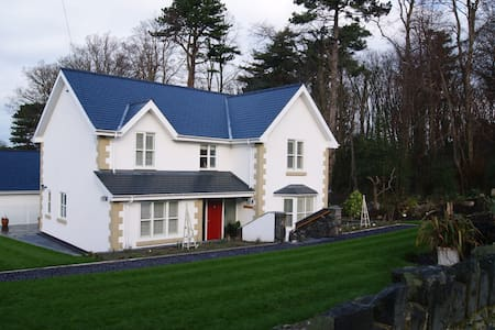 Coed y Gelli B&B Twin Bedroom - Llanfairfechan - Bed & Breakfast