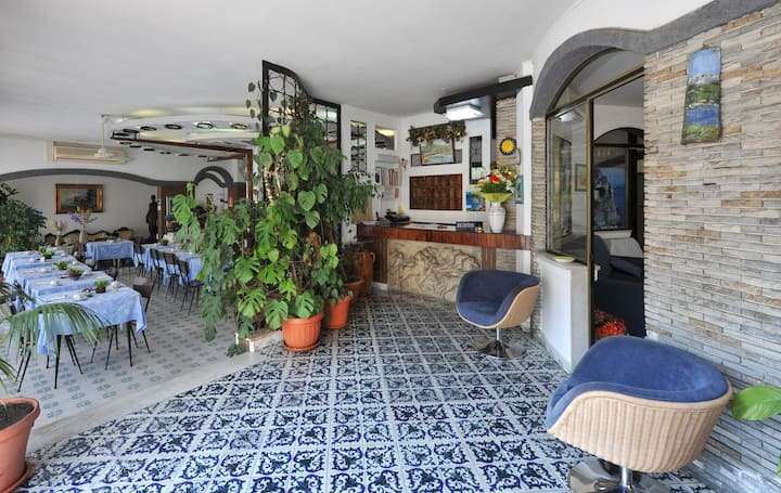 Hotel europa Minori Costa di Amalfi