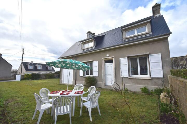 Moderna casa vacanze vicino al mare in Normandia