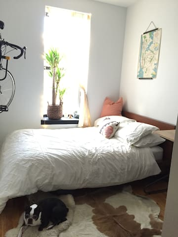 Sunny Lower East Side Apartment - Нью-Йорк - Квартира
