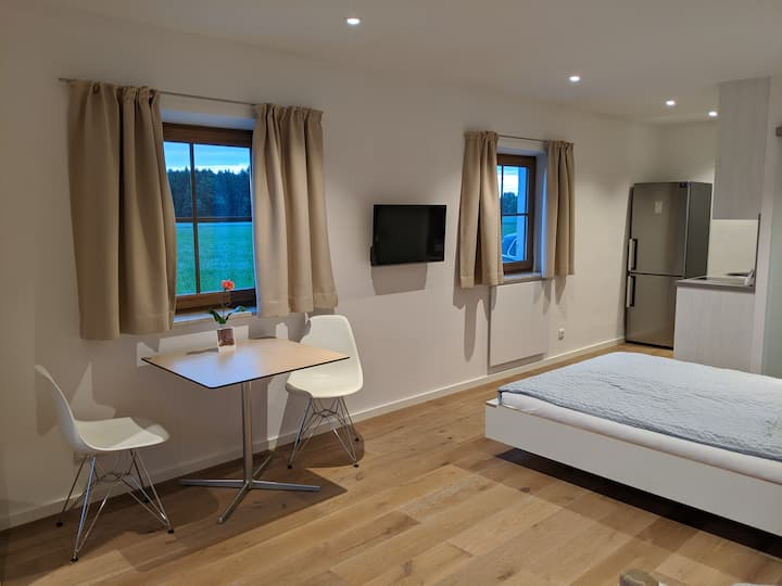 Hochwertiges Appartement nahe Salzburg (9km)+Alpen