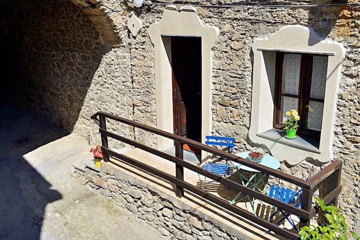 Romantico appartamento nel Borgo