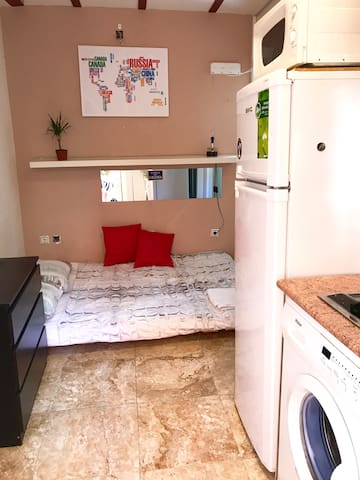Central Study Private Kitchen And Bathroom Apartments
