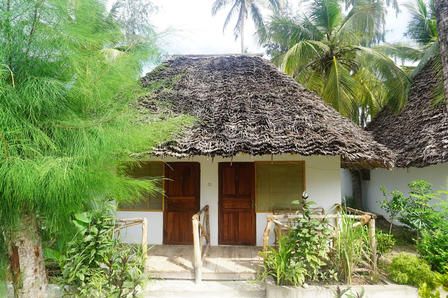 Superior Bungalow with Pool and Garden View