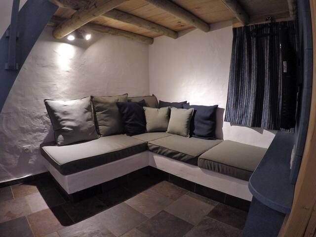 Salon privé sous mezzanine