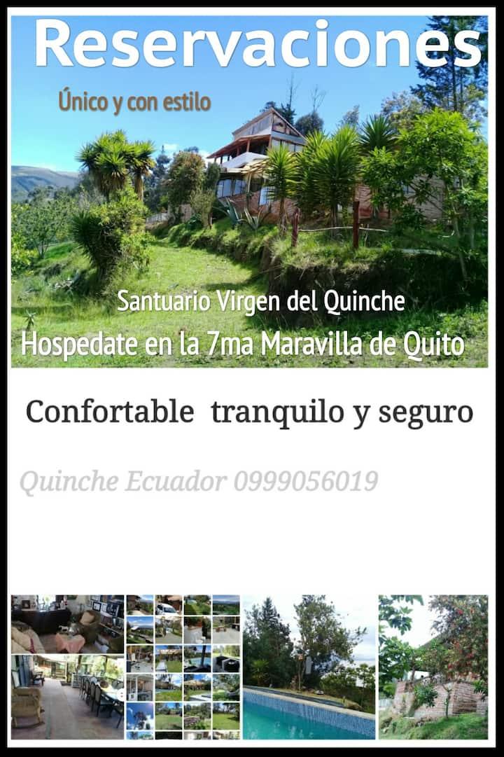 Casa de Campo en Quito Ecuador