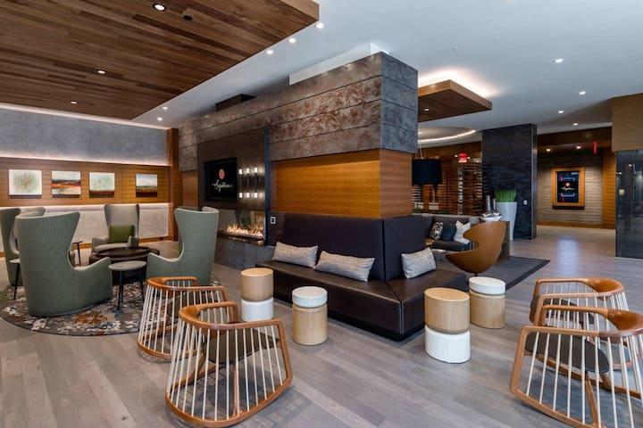 Luxury Zone @Brand New Apt24/7 Concierge/Gym/Patio