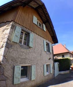 La Petite Maison, 4 pers., Duingt - Duingt - 一軒家