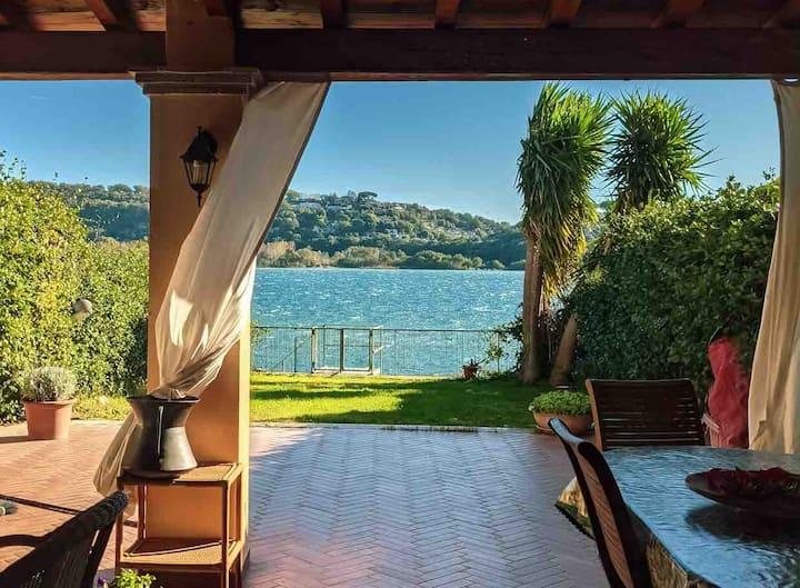 La casa sul lago