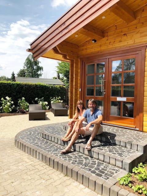 Ferienhaus In Seeburg -kleine Auszeit -