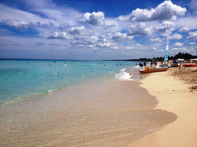 Playas del Este (Santa María) 15 min en taxi