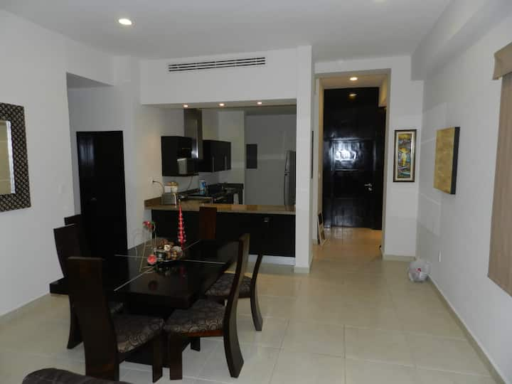 Luxury and modern apartment in exclusive area