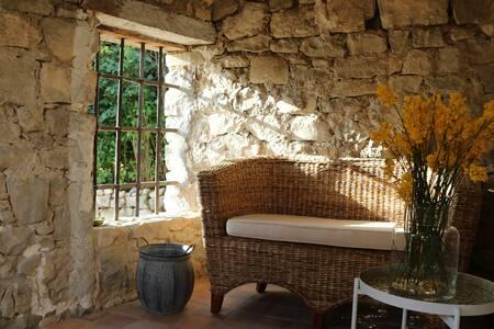 Gîte de Baume avec patio