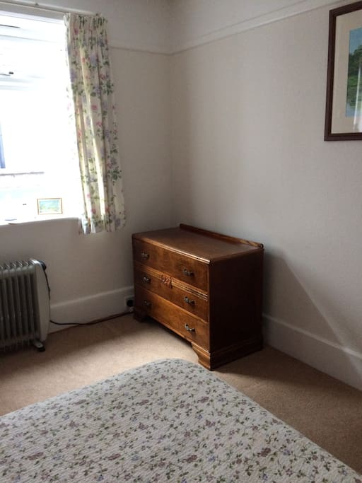 Chest of drawers to use