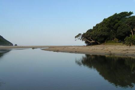 Sinangwana, Transkei, Beachfont Houses