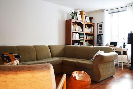 Joli appartement dans Verdun à deux pas du métro! - Montreal