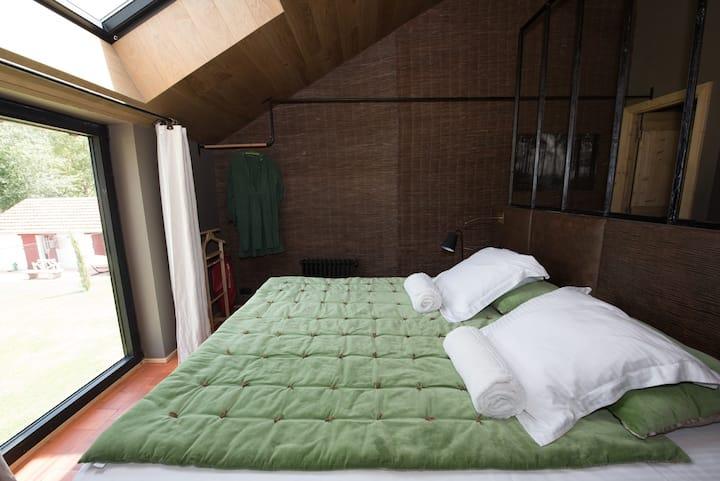 Comme une maison, avec terrasse individuelle