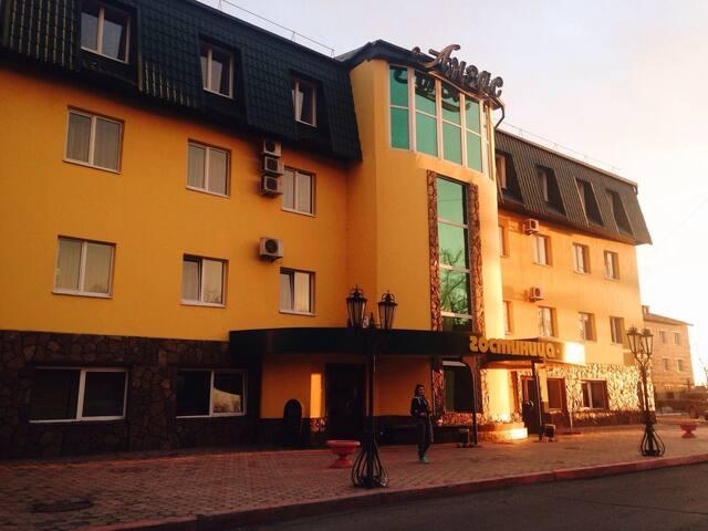 """Гостиница """"Анзас"""""""