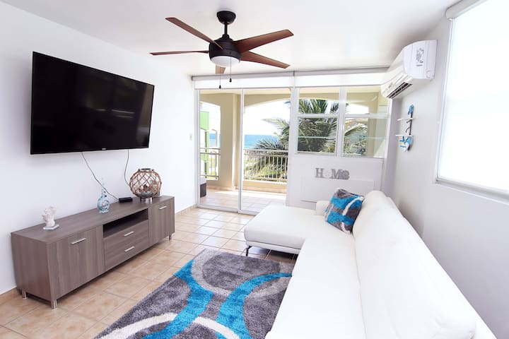 #9 Beachfront 3br-2ba - Power, Water and Internet