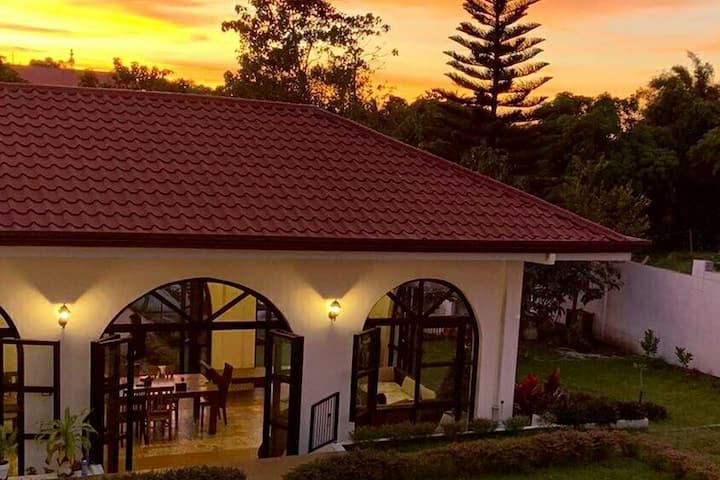R Villas Tagaytay across Balay Dako