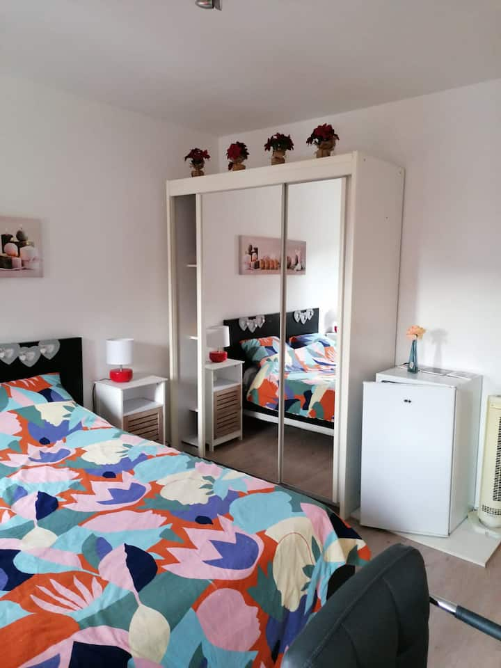 Chambre à Tassin / Lyon 5ème