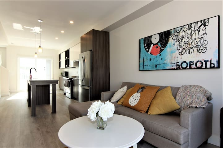 New Executive Townhouse - Central Abbotsford