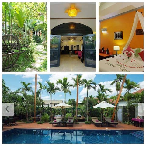 Areca Dream Home B&B Villa Double Room