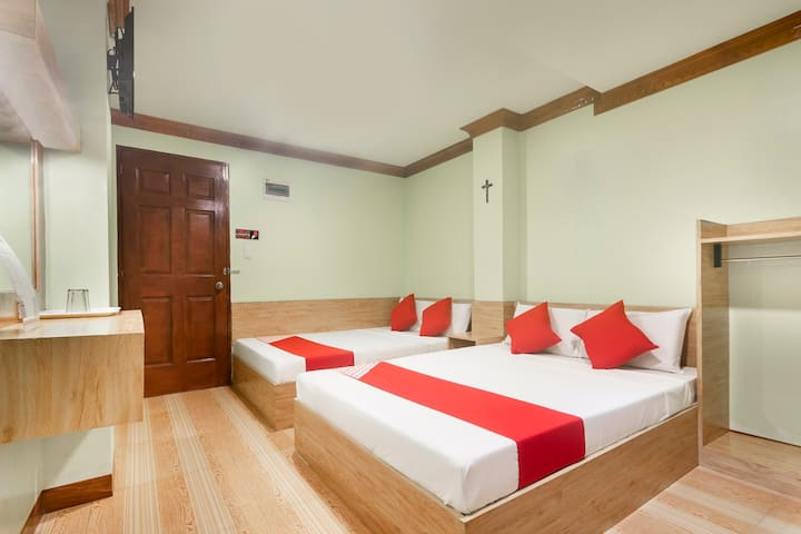 Deluxe Family Suite Stay@Ging Ging Tourist Inn